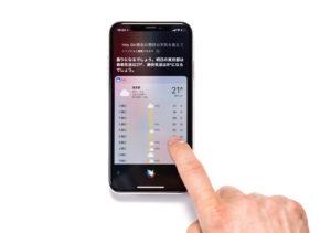 中国語の天気予報で使うフレーズの言い方