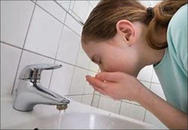 手洗い うがい 英語で 何