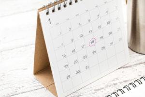中国語検定の申し込み締め切り日はいつ?年間の日程を確認しよう
