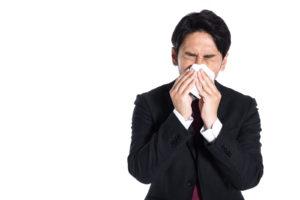 中国語で風邪の症状の言い方は何ていう?中国語例文集