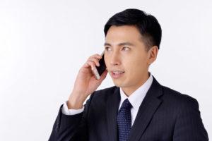 ビジネスの電話で使える中国語例文集