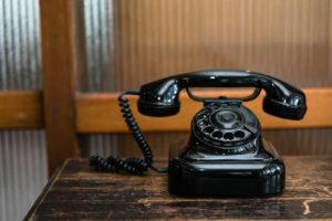 電話をかける時の中国語の会話表現と例文集